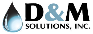 D&M Solutions Logo